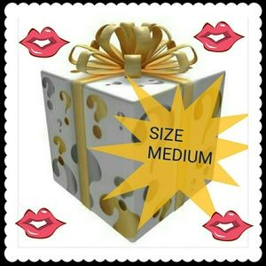 Women's Sz M MYSTERY BOX